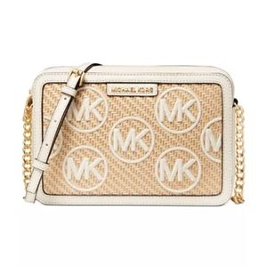 COPY - Michael Kors Light Cream large crossbody